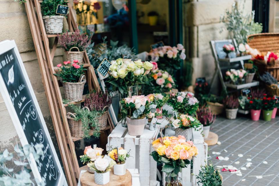 flower, bouquet, petal, bloom, garden, plant, nature, autumn, fall, shop
