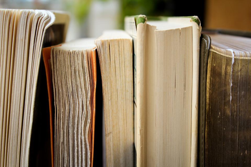 books reading library school study education