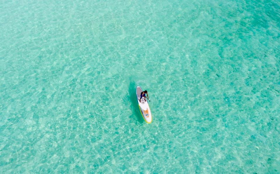 people, man, black, african american, water, ocean, sea, kayak, travel, adventure, trip, green, underwater, aerial