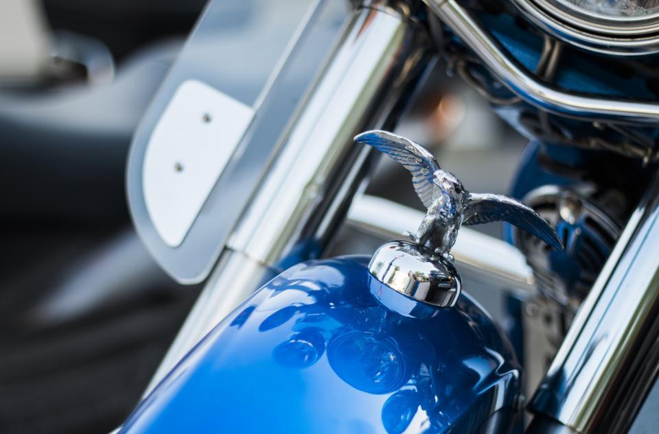 motorcycle, motor, travel, transportation, reflection