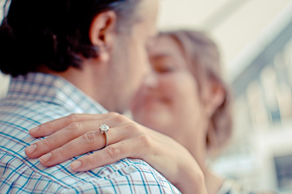 engagement, ring, marriage, couple, love, romance, people, woman, man, kissing, family