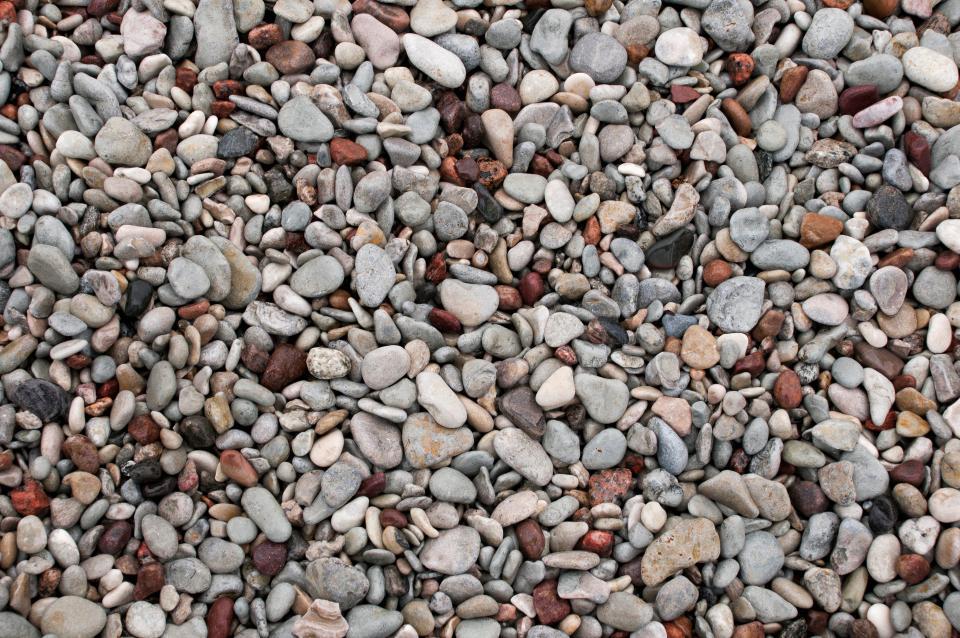 pebble stone rocks nature coast