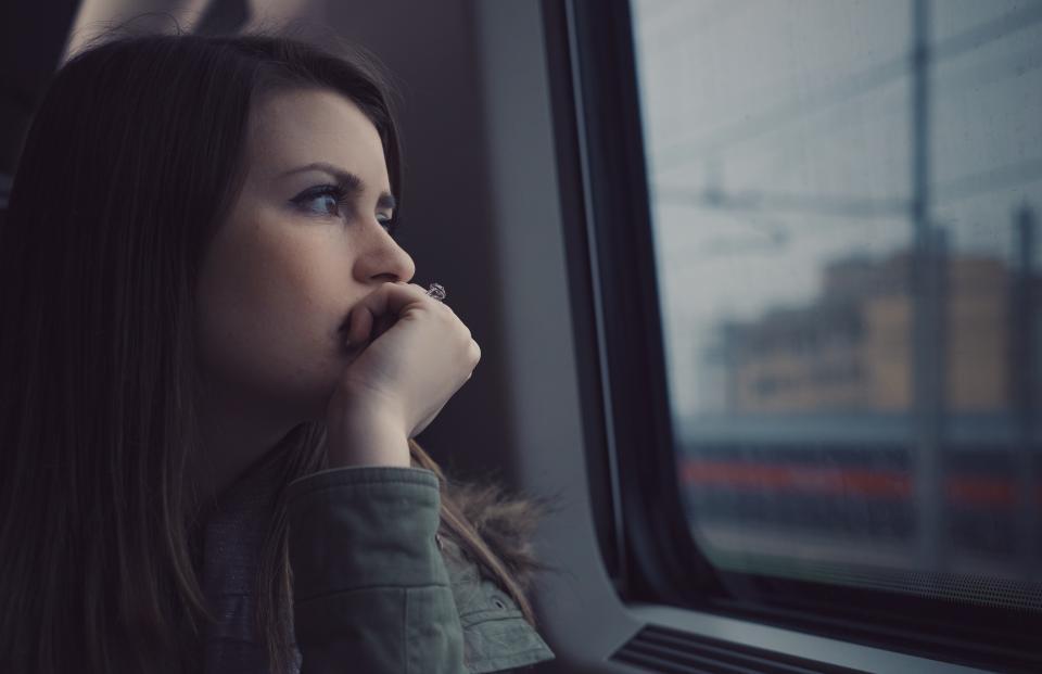 people, girl, travel, alone, sad