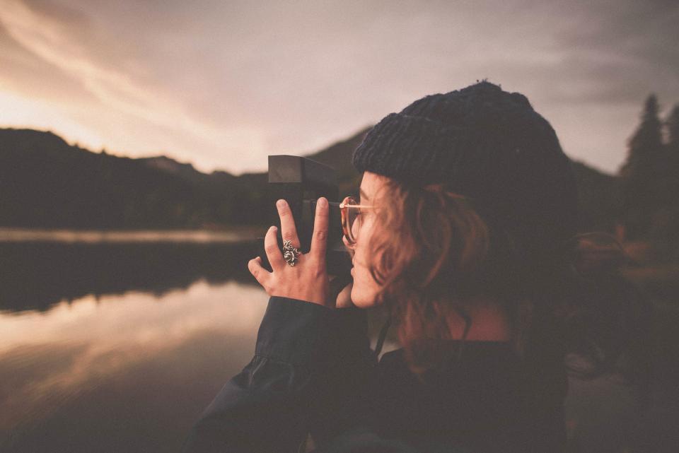 people, girl, camera, photography, photographer, nature, blur