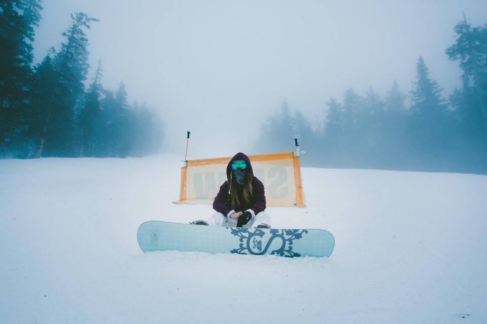 スノーボード、雪、冬、ホワイトボード、スポーツ、極端な