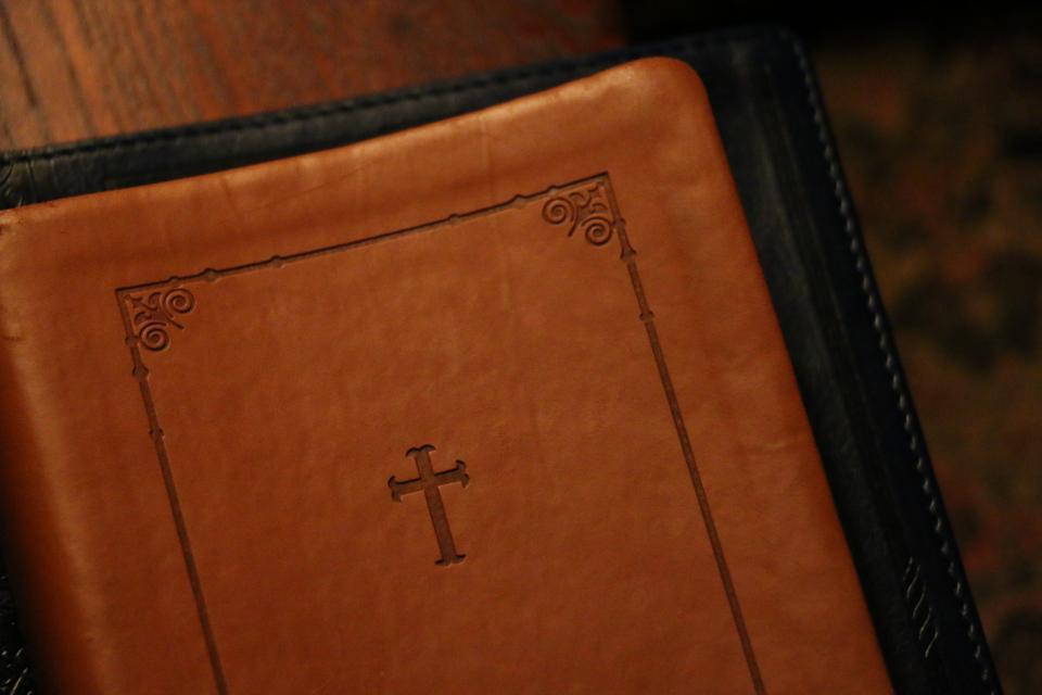 book, cross, religion, church, read, catholic, christian