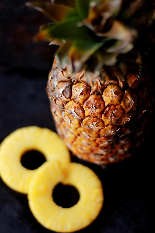 pineapple, fruit, food, desserts, sweets, health, vitamins