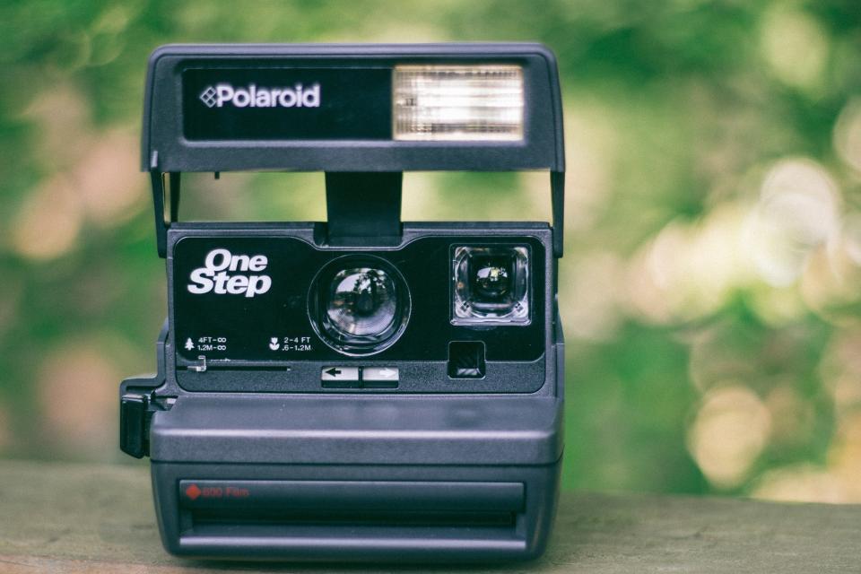 polaroid camera photography vintage oldschool