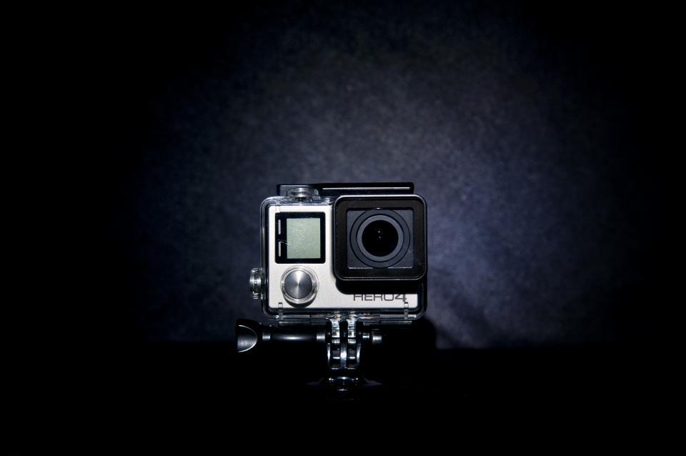 gopro hero camera photography objects technology