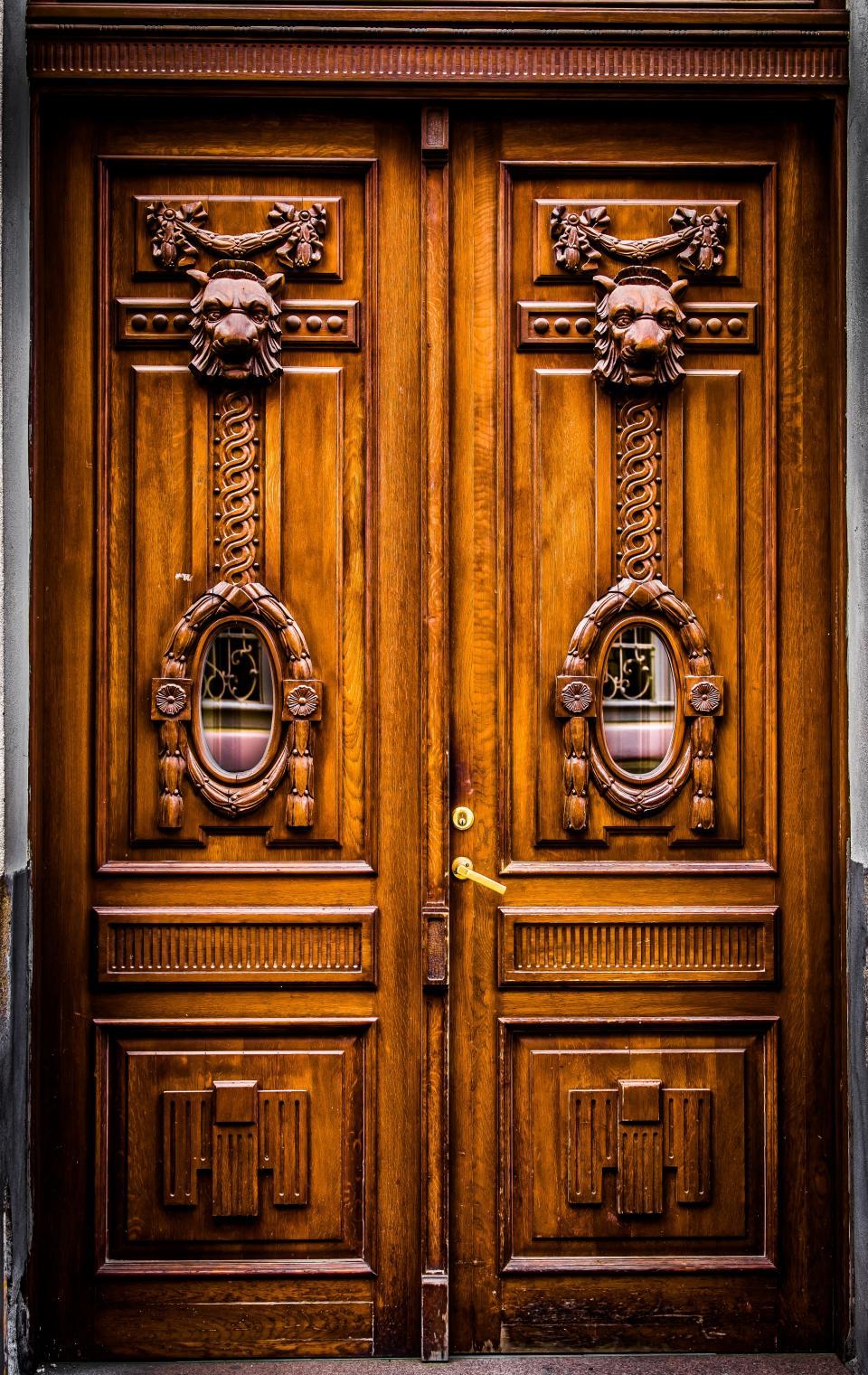 architecture, door, design, sculpture, art
