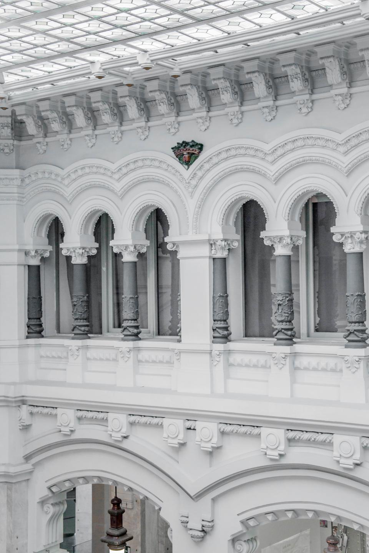 architecture, building, infrastructure, white, sculpture, art