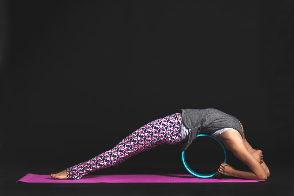 people, woman, pink, yoga, mat, fitness, healthy, lifestyle, exercise, stretching