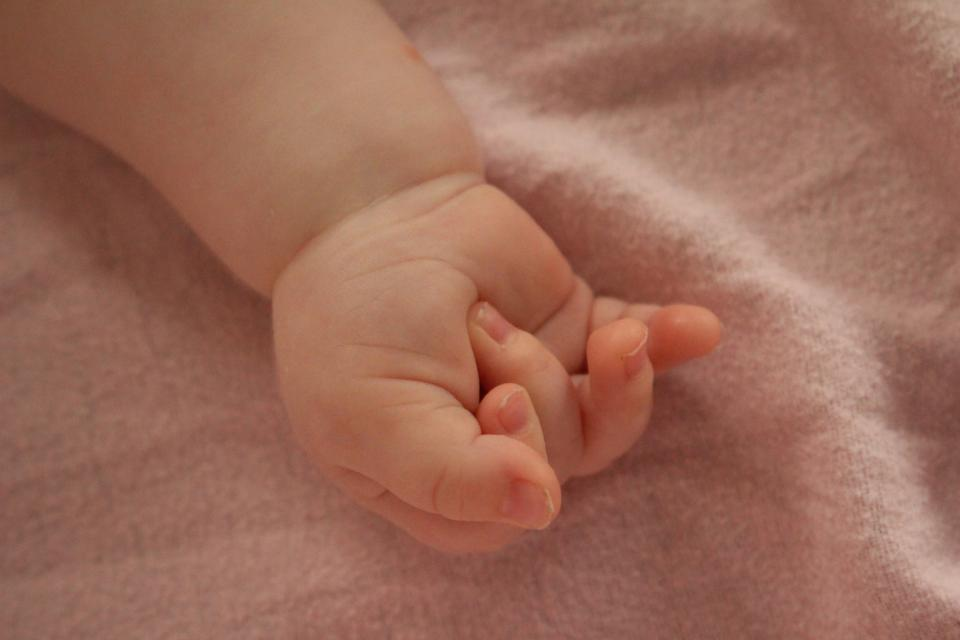 nature, life, people, baby, birth, hands, fingers