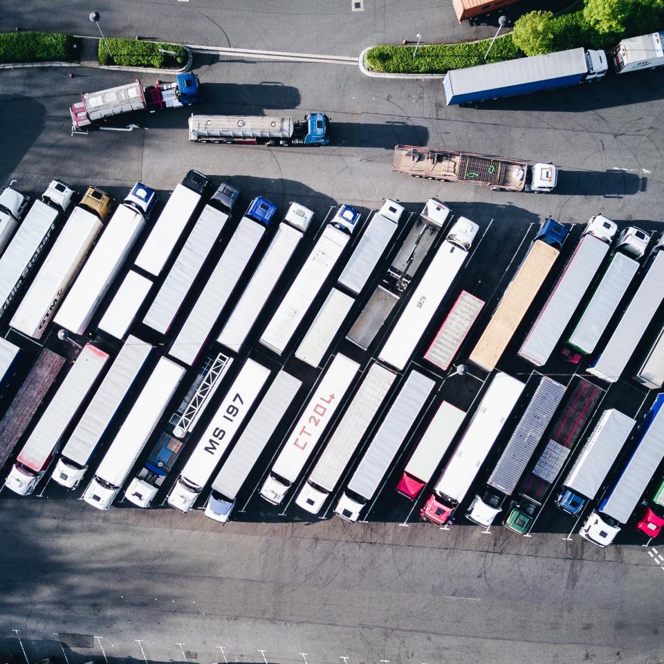 container, van, truck, vehicle, export, travel, cargo, wharf