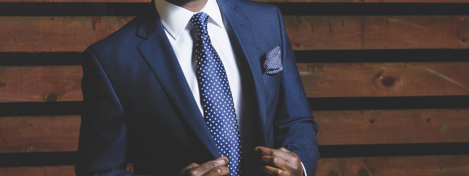 suit jacket smart man coporate office shirt tie