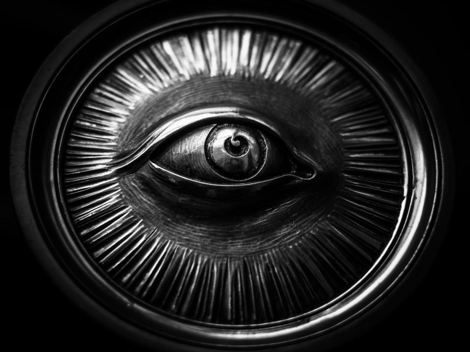 black and white, eye, eyelashes, sculpture, iris, art, design