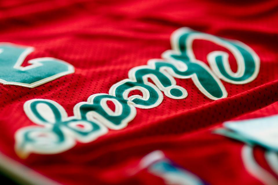 jersey, sports, basketball, Chicago, red, fitness, Jordan, team