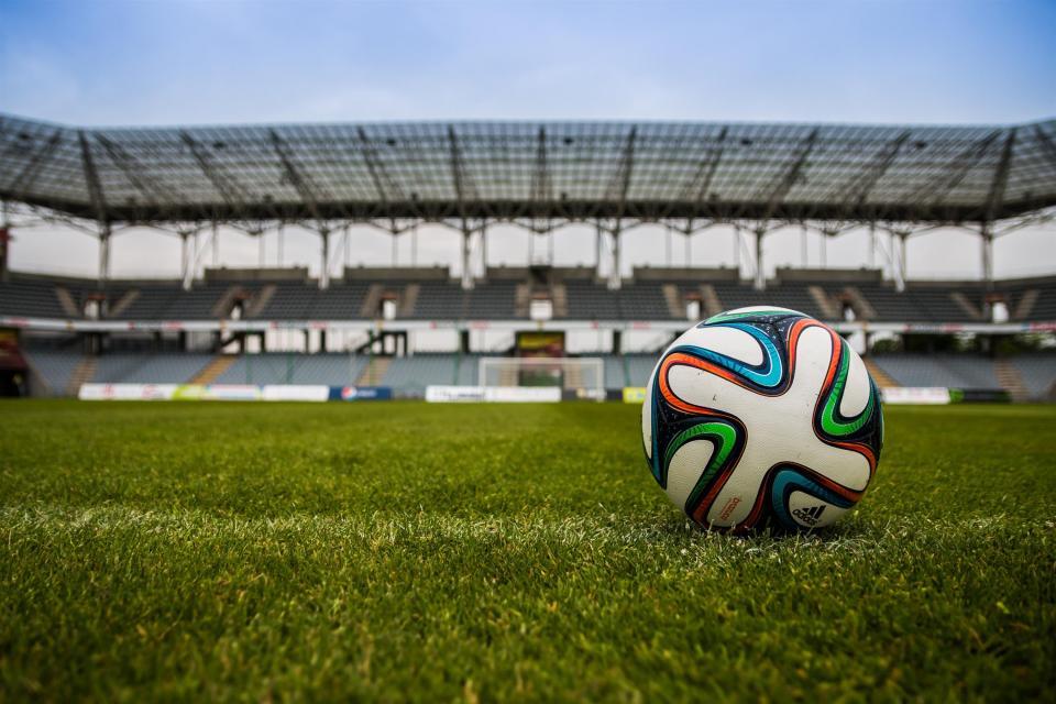 soccer, ball, field, grass, sports, stadium, fitness, exercise