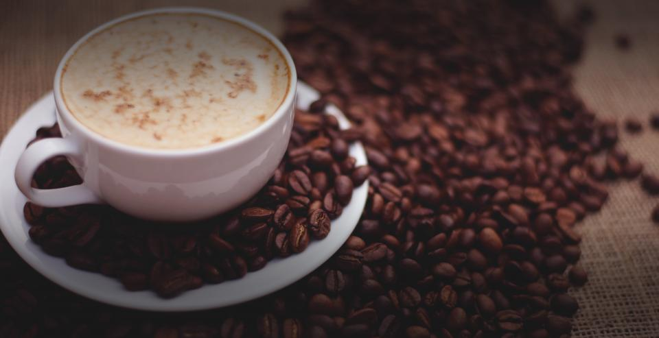 coffee latte cappuccino coffee beans cafe