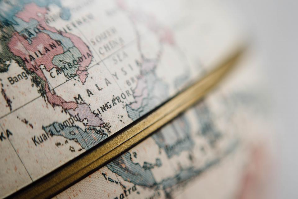country continent globe map travel adventure goals