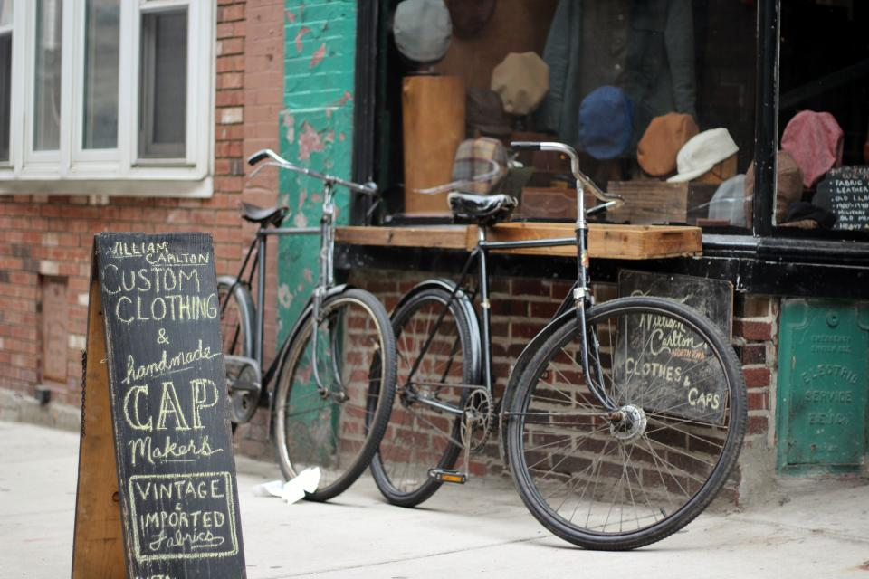 bike, bicycle, board, chalk, hats, street, outdoor