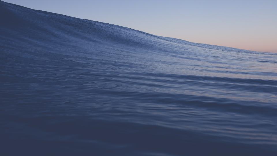 sea ocean blue water sky