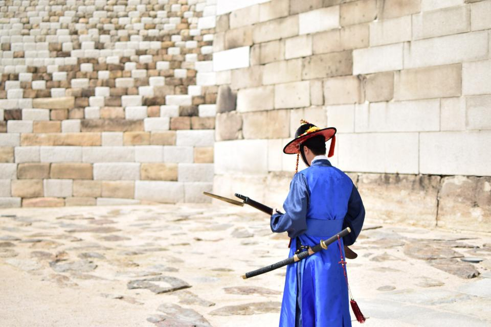 people, man, samurai, sport, martial, arts, wall, building, tournament