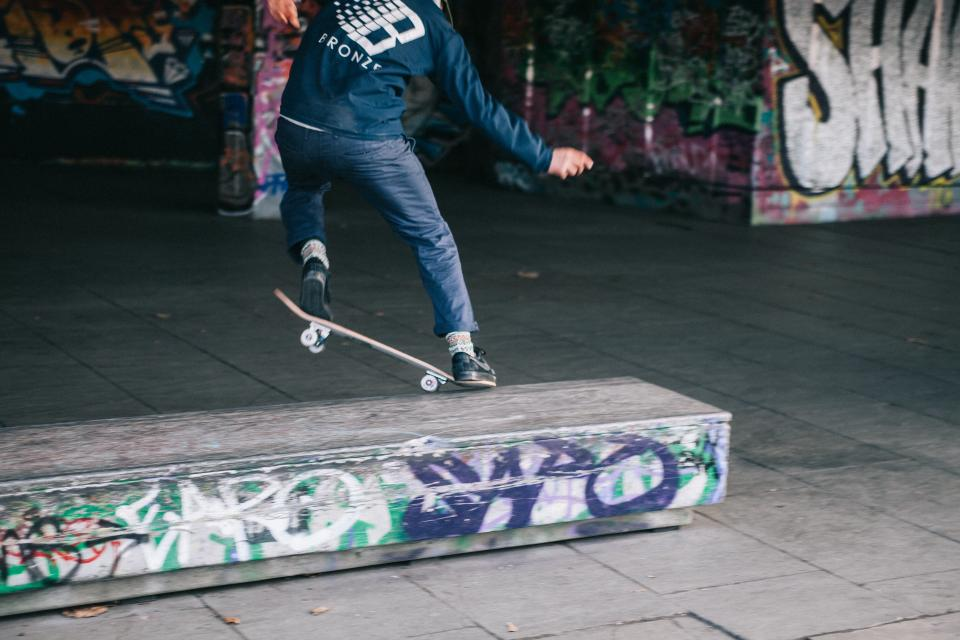 people, man, skate, skateboard, sport, shoes, ramp, urban, street