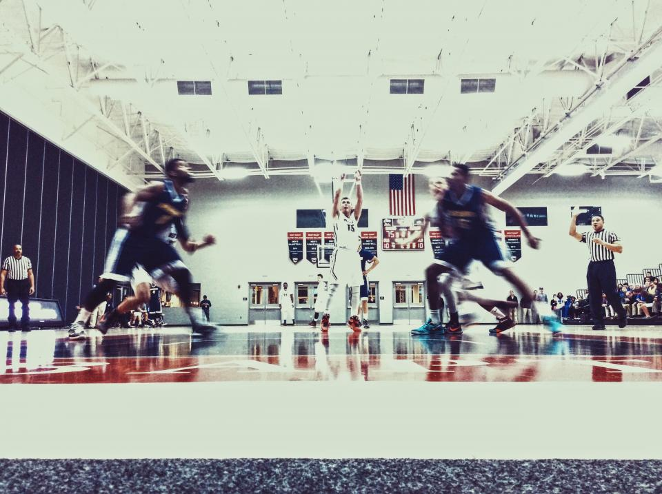 sport, venue, basketball, sport, game, player, court, people, men
