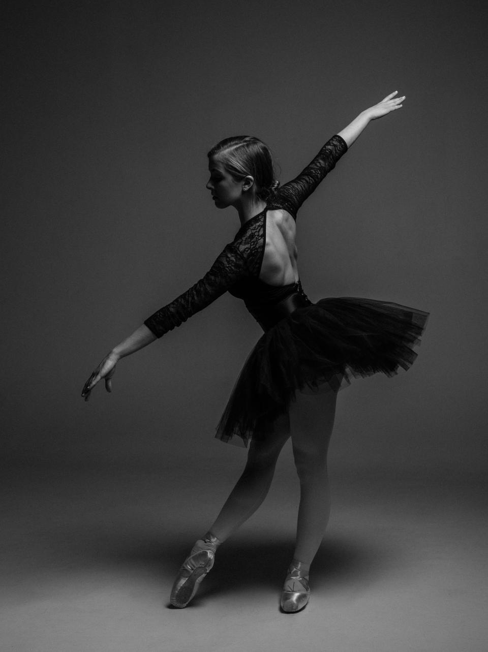 people, woman, black and white, dancer, ballet, ballerina, dress, black, beauty, art, dance