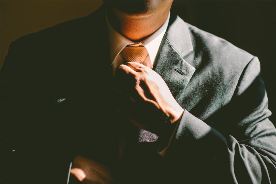 suit tie guy man people