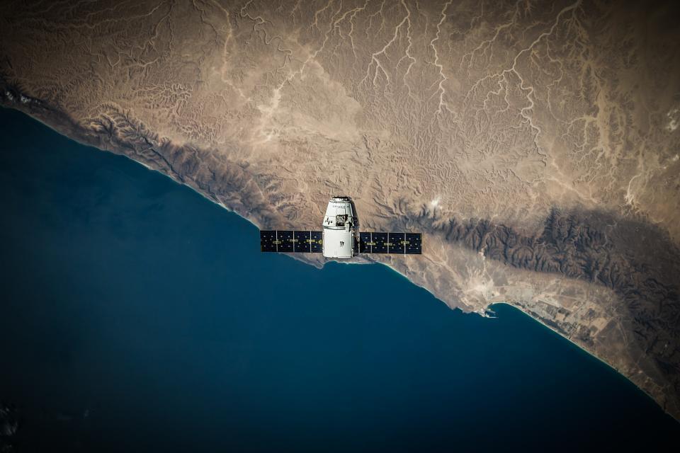 technology aeronautics space travel ship craft satellite aerial earth water land orbit industrial innovative