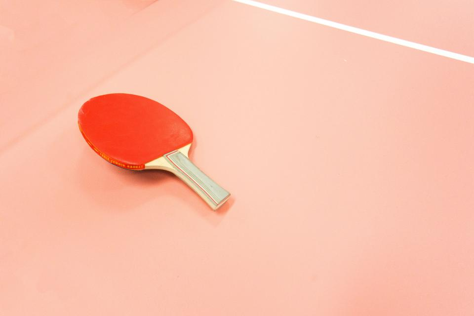 table, tennis, sport, game