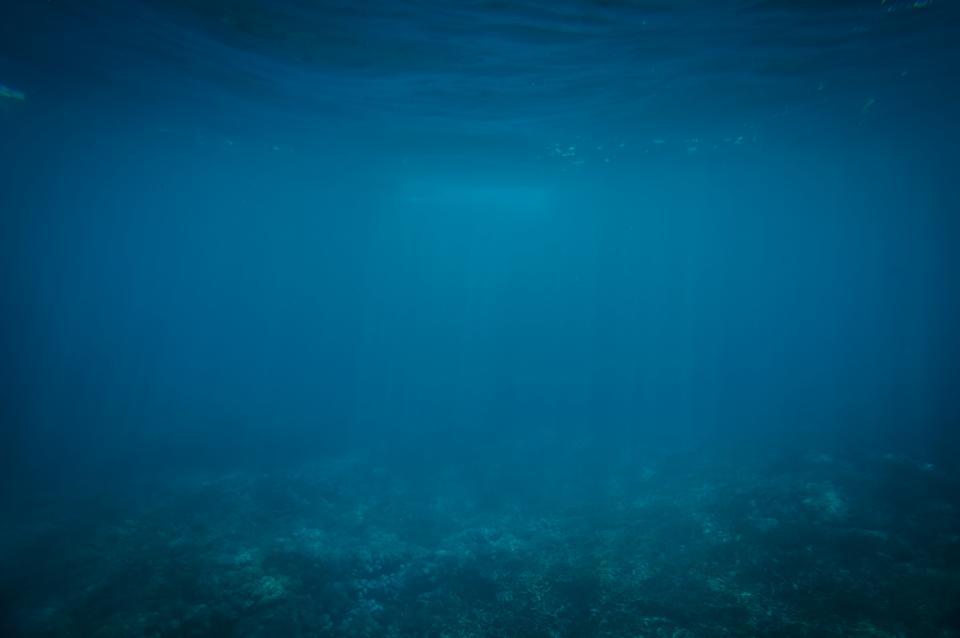 under water ocean sea blue