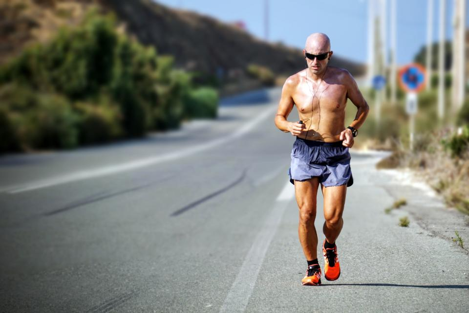 street, road, people, running, jogging, fitness, exercise, health, sunny, day, nature, outdoor