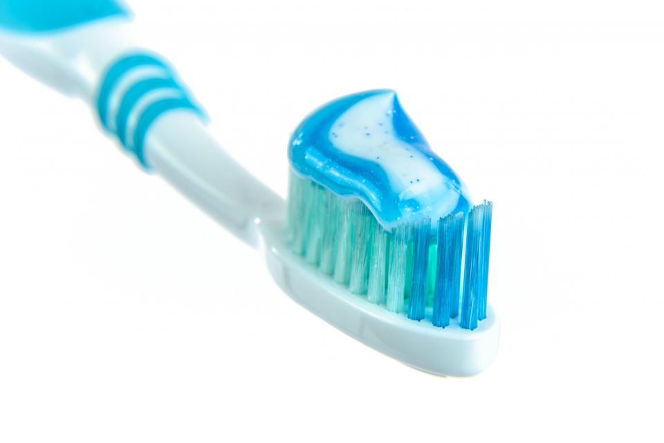 toothbrush, toothpaste, blue, gel, health, dental, hygiene, lifestyle