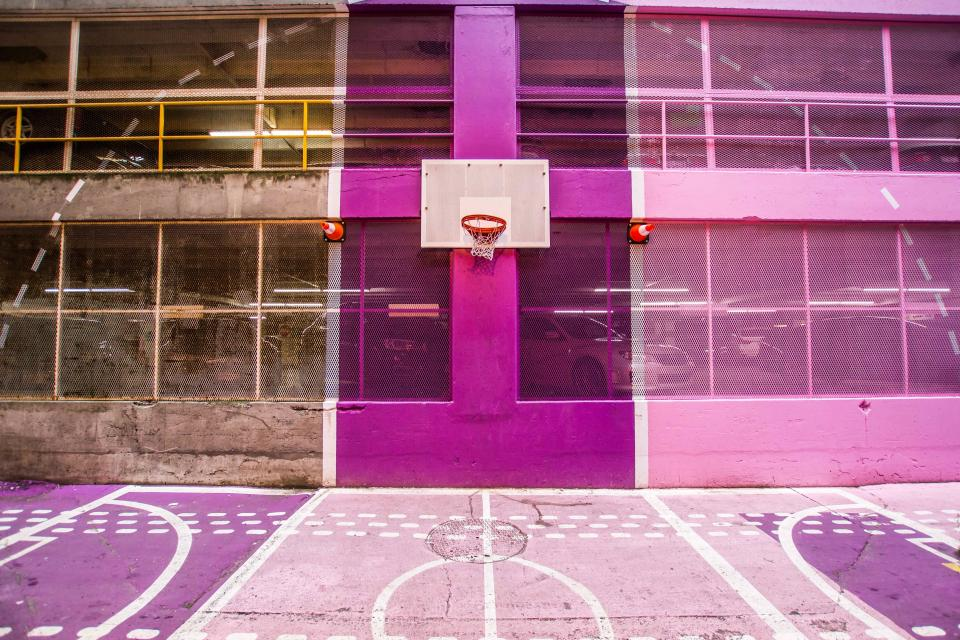 architecture, building, basketball, court, sport, venue, ring