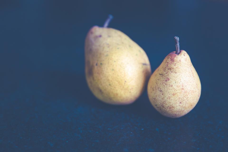pears, fruit, juicy, food, sweet, health
