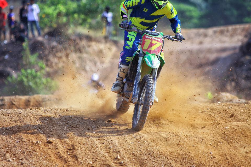 motocross, race, sport, game, motorcycle, vehicle, outdoor, people, man, sand, ground