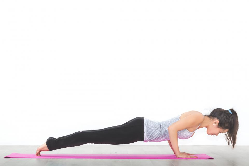 people, woman, yoga, mat, meditation, physical, fitness, healthy, lifestyle, stretching, pushu ups, athlete, indoor, exercise